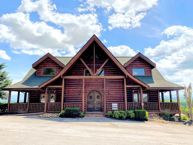 1081 Towering Oaks Dr Serenity Mounta, Sevierville, TN 37876 (#242448) :: Colonial Real Estate