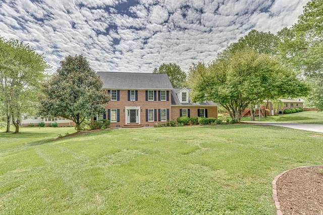 11909 Buroak Circle, Knoxville, TN 37934 (#242476) :: Century 21 Legacy