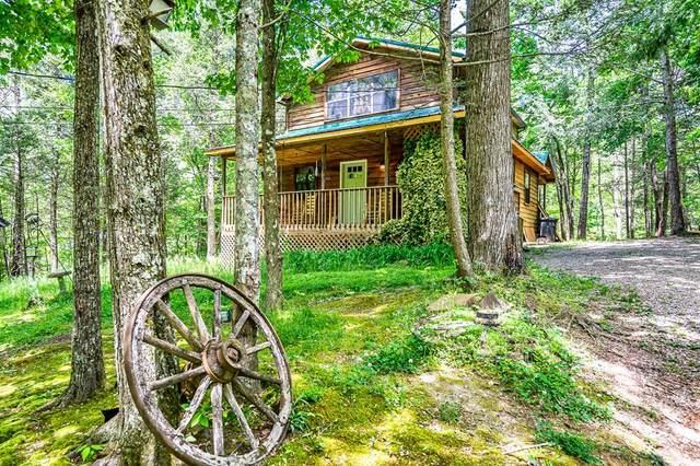 4913 Latta Way, Gatlinburg, TN 37738 (#242480) :: Colonial Real Estate