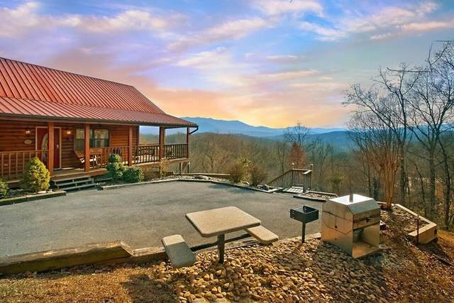 3767 Old Mountain Rd., Sevierville, TN 37876 (#242485) :: Colonial Real Estate
