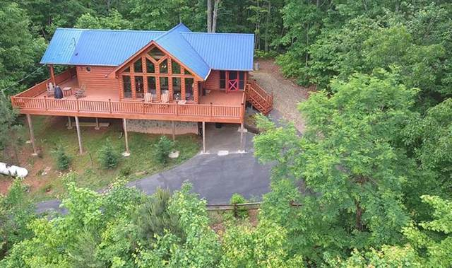 2128 Red Bud Rd, Sevierville, TN 37876 (#242493) :: Colonial Real Estate