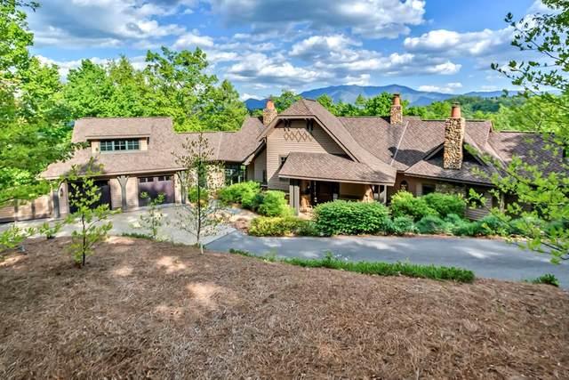 1030 Wood Fern Way 1030 Wood Fern , Gatlinburg, TN 37738 (#242502) :: Colonial Real Estate