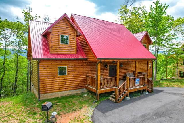 2148 E View Dr, Sevierville, TN 37876 (#242518) :: Colonial Real Estate
