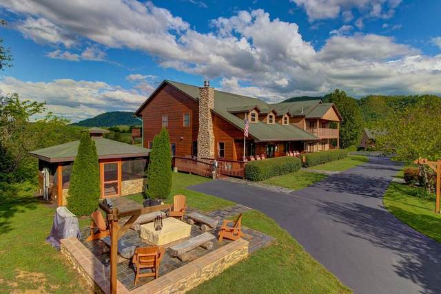 2149 Seaton Springs Road, Sevierville, TN 37862 (#242531) :: Colonial Real Estate