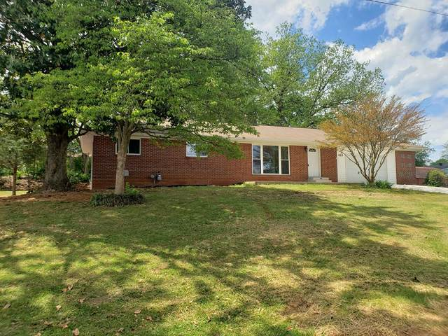 415 10th Street, Newport, TN 37725 (#242541) :: Colonial Real Estate