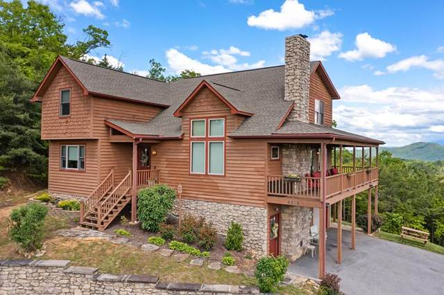 4314 Covered Wagon Rd, Sevierville, TN 37862 (#242593) :: Billy Houston Group