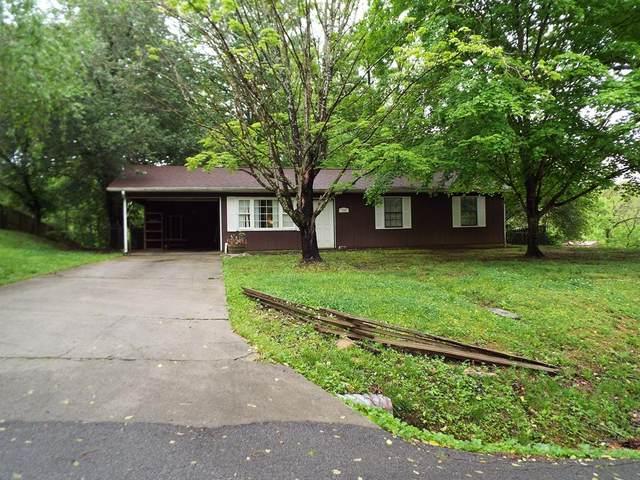 1205 Tramel Rd, Sevierville, TN 37862 (#242608) :: JET Real Estate