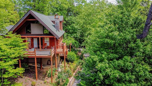 4560 Wilderness Plateau, Pigeon Forge, TN 37863 (#242622) :: Tennessee Elite Realty