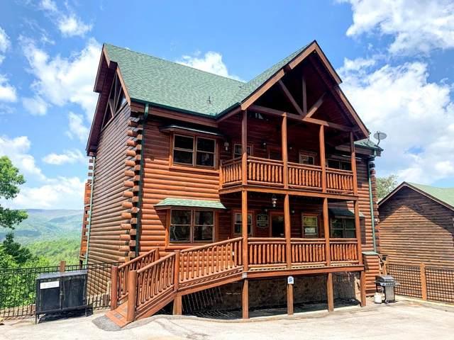 1707 High Rock Way Paradise Mounta, Sevierville, TN 37862 (#242626) :: JET Real Estate