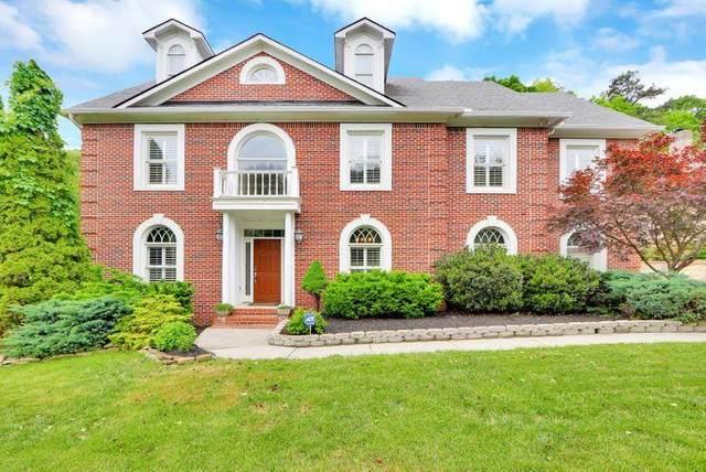 1020 Hamilton Ridge Lane, Knoxville, TN 37922 (#242641) :: Colonial Real Estate