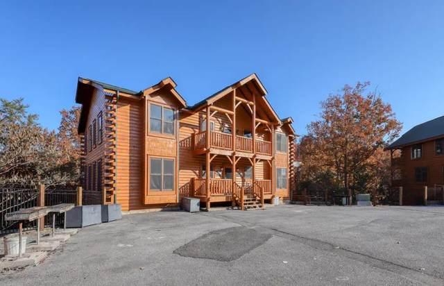 1008 Cricket Wood Way, Sevierville, TN 37862 (#242659) :: JET Real Estate
