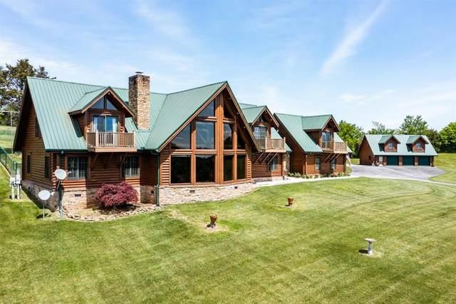 1185 Carolina Dr., Dandridge, TN 37725 (#242663) :: Colonial Real Estate