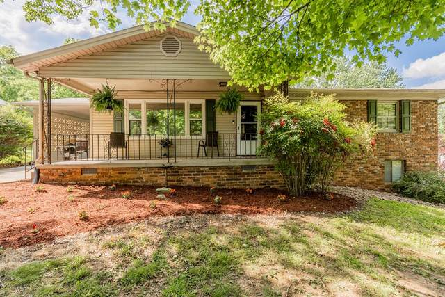 509 Dry Gap Pike, Knoxville, TN 37912 (#242681) :: Century 21 Legacy