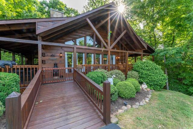 2666 Valley Heights Dr, Pigeon Forge, TN 37863 (#242692) :: Billy Houston Group
