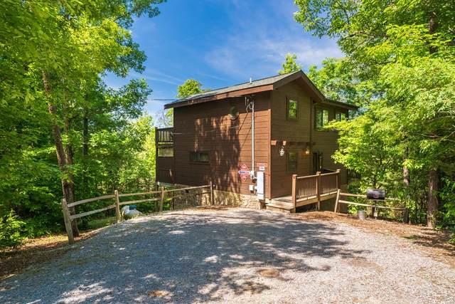 2845 Mountain View Circle, Sevierville, TN 37862 (#242705) :: JET Real Estate