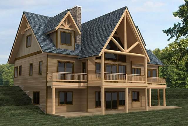 Lot 49 Piney Ridge Way, Sevierville, TN 37862 (#242709) :: JET Real Estate