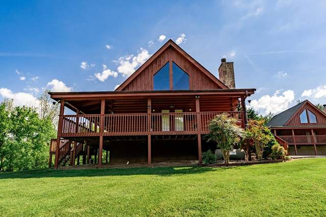 1809 Trout Way, Sevierville, TN 37862 (#242713) :: The Terrell-Drager Team