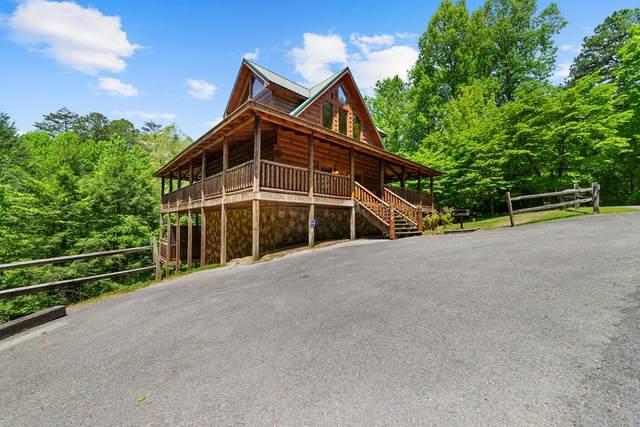 1570 Oldham Springs, Sevierville, TN 37876 (#242724) :: JET Real Estate
