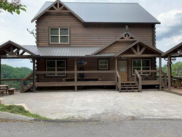 Lot 0007 Hidden Valley Rd, Gatlinburg, TN 37738 (#242725) :: Prime Mountain Properties
