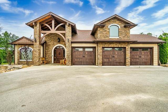 3068 Smoky Bluff Trail, Sevierville, TN 37862 (#242771) :: Tennessee Elite Realty