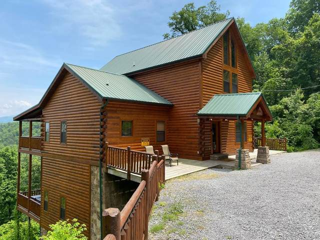 2786 Overholt Trail, Sevierville, TN 37876 (#242772) :: Tennessee Elite Realty
