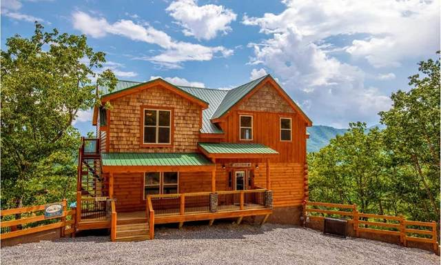 4105 Nottingham Heights, Pigeon Forge, TN 37863 (#242777) :: JET Real Estate