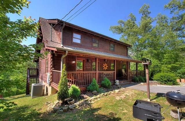 510 Houser Rd Black Bear Hide, Gatlinburg, TN 37738 (#242786) :: Tennessee Elite Realty
