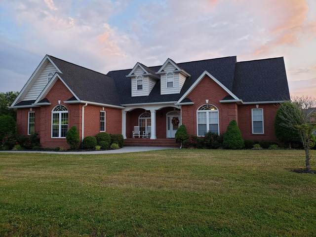 1156 Saint Ives Dr, Sevierville, TN 37862 (#242792) :: Billy Houston Group