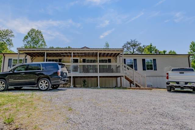 1714 Shiloh Church Road, Seymour, TN 37865 (#242793) :: Colonial Real Estate