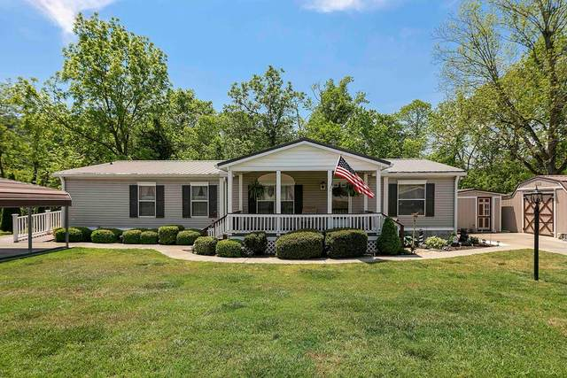 3123 Clover Circle, Sevierville, TN 37876 (#242833) :: Prime Mountain Properties