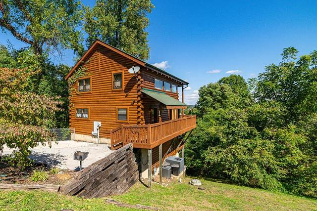 529 Hideaway Ridge Circle, Sevierville, TN 37862 (#242882) :: Colonial Real Estate