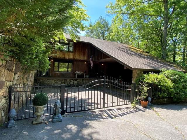 366 Saint Andrews Way, Gatlinburg, TN 37738 (#242922) :: Colonial Real Estate