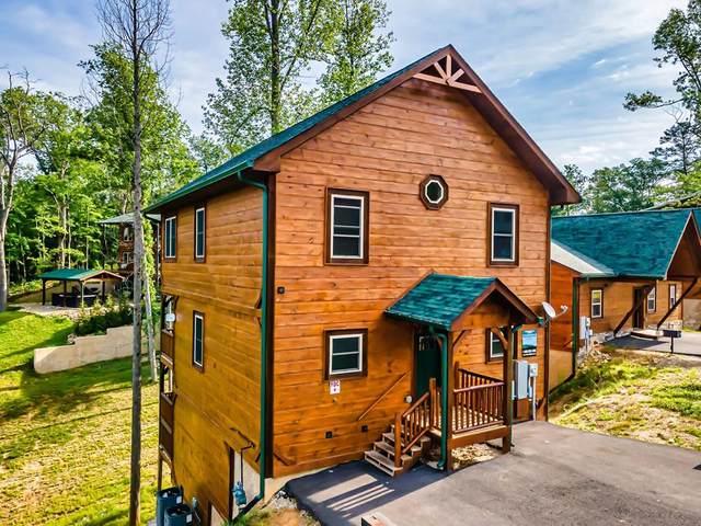 1122 Greenbriar Village Ln, Gatlinburg, TN 37738 (#242933) :: Colonial Real Estate
