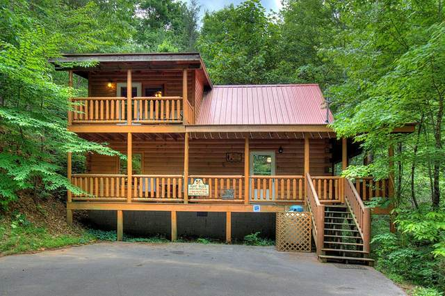 1816 Beach Front Drive, Sevierville, TN 37876 (#242951) :: JET Real Estate