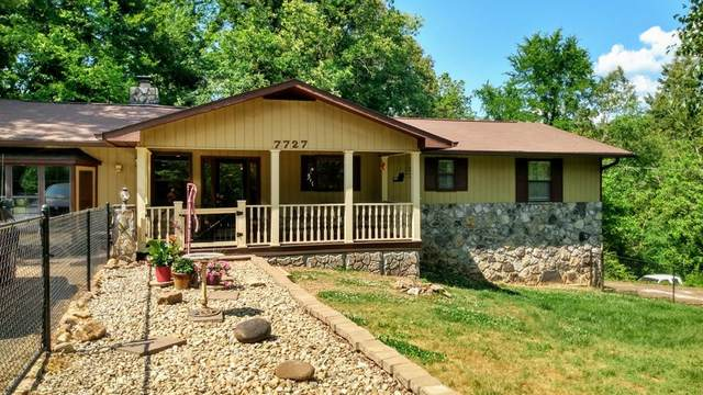 7277 Dodson Rd., Knoxville, TN 37920 (#242972) :: Colonial Real Estate