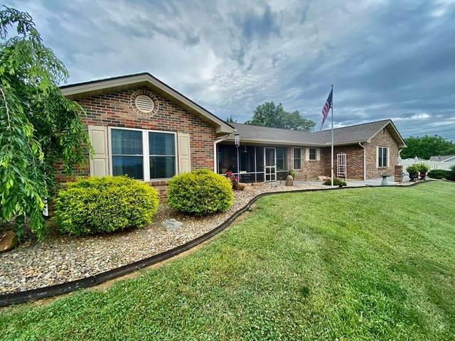 2762 Kentwood Dr, Kodak, TN 37764 (#242973) :: JET Real Estate