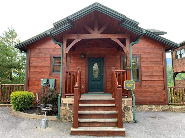 640 Park Vista Way, Gatlinburg, TN 37738 (#242980) :: Century 21 Legacy
