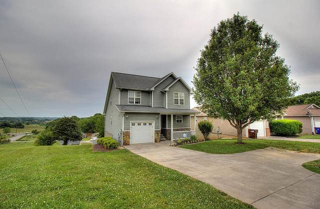 1605 Monte Vista Dr, Sevierville, TN 37862 (#242981) :: Tennessee Elite Realty