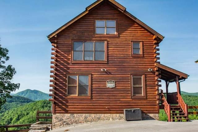 2836 White Oak Ridge, Sevierville, TN 37862 (#242982) :: Colonial Real Estate