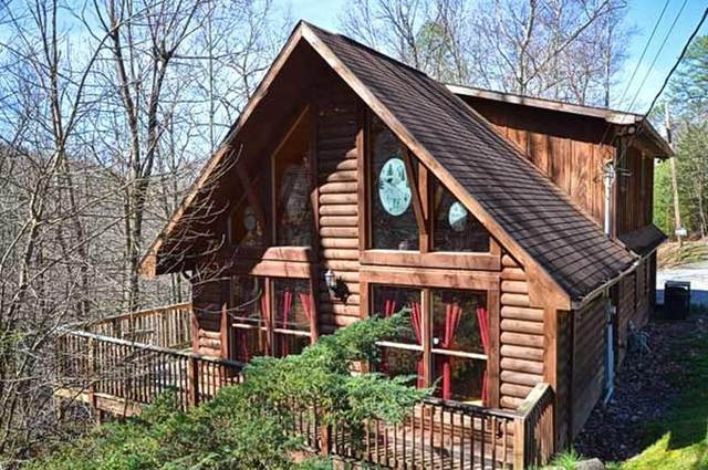 2115 Rabbit Point Way Bear Mountain H, Sevierville, TN 37876 (#242983) :: JET Real Estate