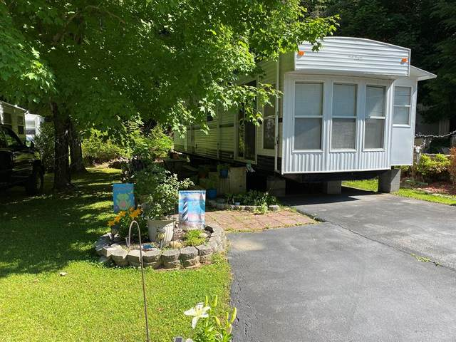 4229 E Parkway Lot #386 Lot And Camper, Gatlinburg, TN 37738 (#243016) :: The Terrell-Drager Team
