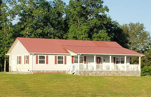 875 Palmer Hollow Rd, Bybee, TN 37713 (#243045) :: JET Real Estate