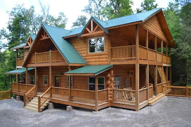 701 High Mountain Way Black Bear Fall, Gatlinburg, TN 37738 (#243053) :: Colonial Real Estate