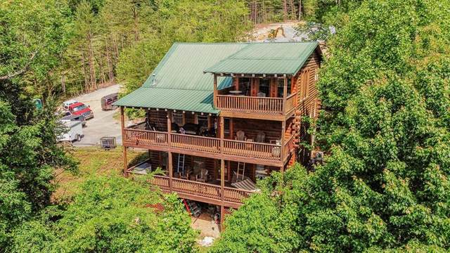2010 Bluff Mountain Rd, Sevierville, TN 37876 (#243079) :: Colonial Real Estate