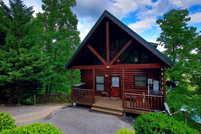 2251 Upper Middle Creek, Sevierville, TN 37876 (#243080) :: Colonial Real Estate