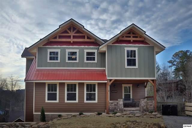 Lot 57 Whittlers Way, Gatlinburg, TN 37738 (#243087) :: JET Real Estate