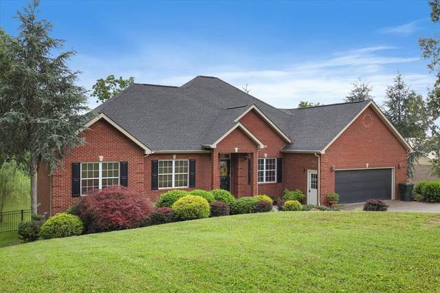 1116 Foxwood, Sevierville, TN 37862 (#243096) :: The Terrell-Drager Team