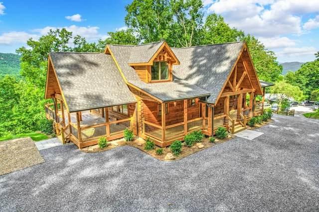 3859 Clabo Mountain Ln, Sevierville, TN 37862 (#243127) :: JET Real Estate