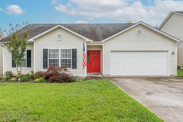 2028 Cartmill Dr, Powell, TN 37849 (#243145) :: JET Real Estate