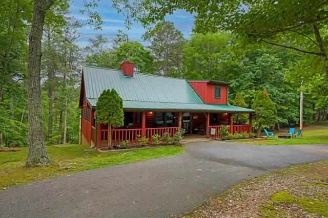 1765 Blue Ridge Rd., Sevierville, TN 37862 (#243167) :: Century 21 Legacy